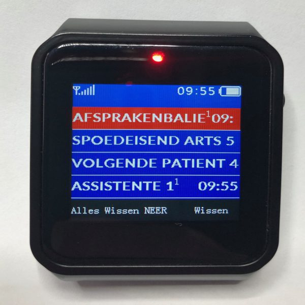 pager oproepsysteem